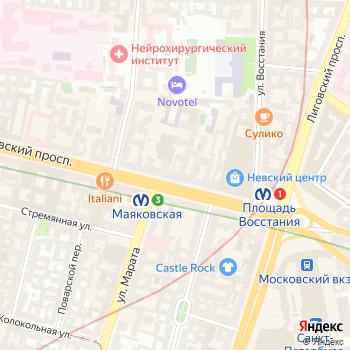 Путешествие с ребенком на Яндекс.Картах