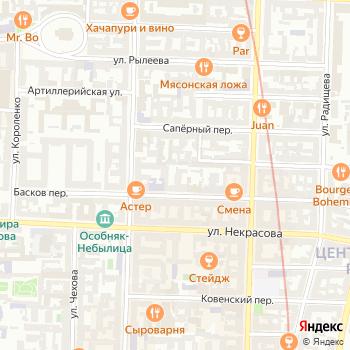 КОШка на Яндекс.Картах