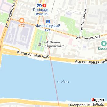 Культурный центр Калининского района на Яндекс.Картах