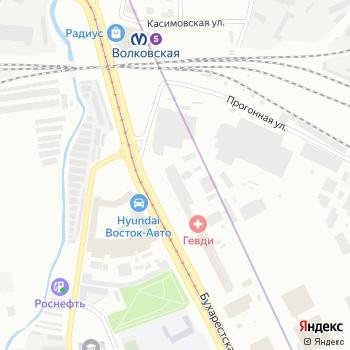 Городской центр экспертиз на Яндекс.Картах