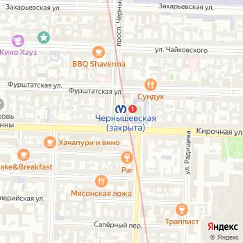 Андалузия на Яндекс.Картах