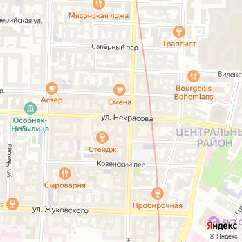 Стиль Модница на Яндекс.Картах