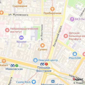 Питер-Диплом на Яндекс.Картах