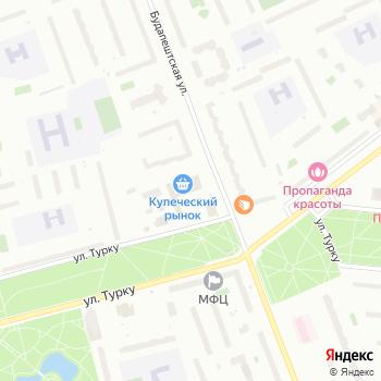 Почта с индексом 192242 на Яндекс.Картах