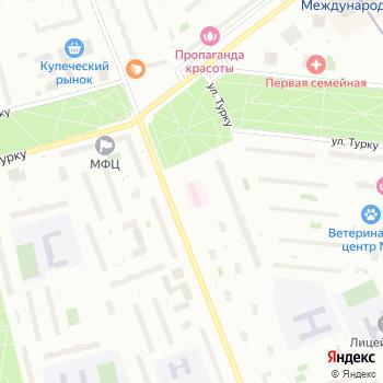 Городская поликлиника №44 на Яндекс.Картах