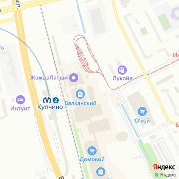 СТМ-траффик на Яндекс.Картах