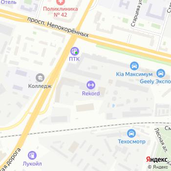 Снабэнергосервис на Яндекс.Картах