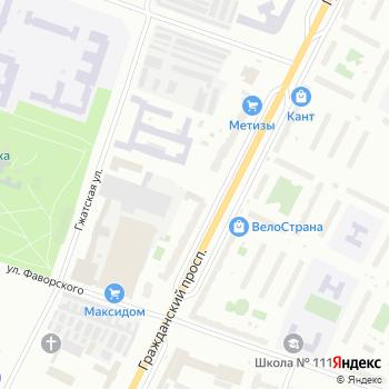 D & K на Яндекс.Картах