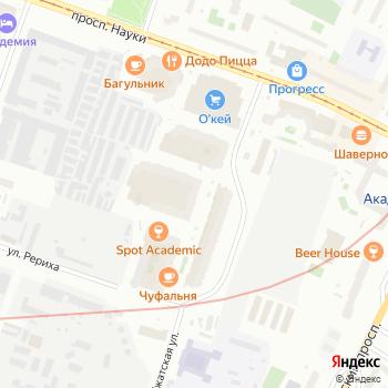 Двери Невада на Яндекс.Картах