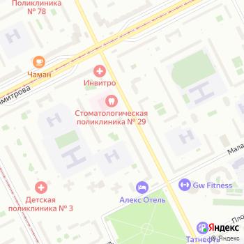 Почта с индексом 192285 на Яндекс.Картах