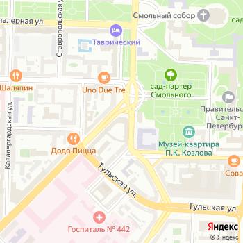 Почта с индексом 191311 на Яндекс.Картах