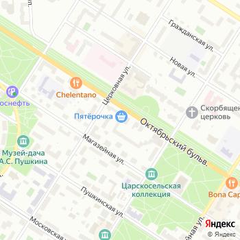 Для будущих мам на Яндекс.Картах