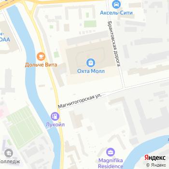 Прорез на Яндекс.Картах