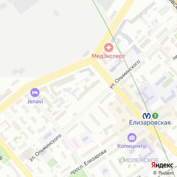 Клинлайф на Яндекс.Картах