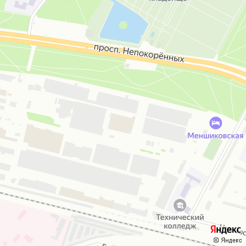 Торговая компания на Яндекс.Картах