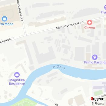 ЦИТО на Яндекс.Картах