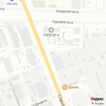 АРС на Яндекс.Картах
