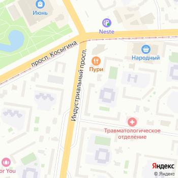 Магазин одежды на Яндекс.Картах