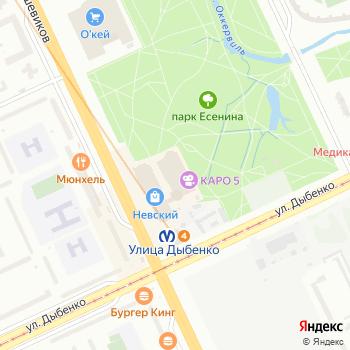 БМК на Яндекс.Картах