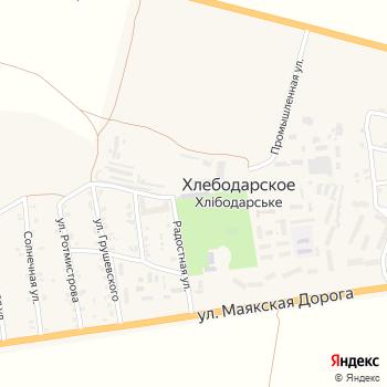 Общеобразовательная школа I-III ступеней на Яндекс.Картах