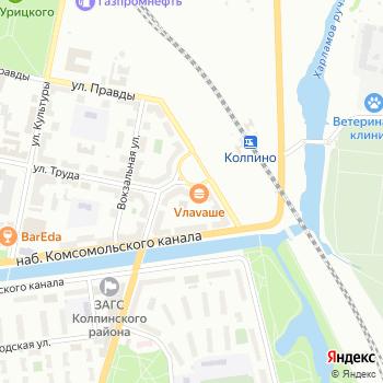 Matrix на Яндекс.Картах