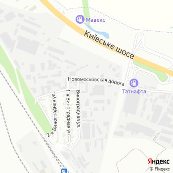 Первая брокерская контора на Яндекс.Картах