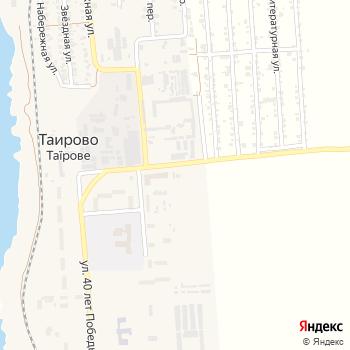 Русская баня на Яндекс.Картах