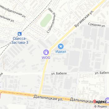 Фартон на Яндекс.Картах