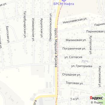 Атланта на Яндекс.Картах