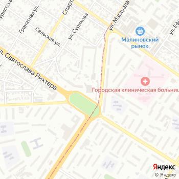 Центральный на Яндекс.Картах