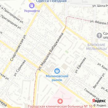 Моб на Яндекс.Картах