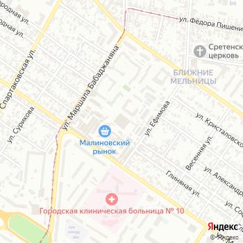 Системы безопасности XXI века на Яндекс.Картах