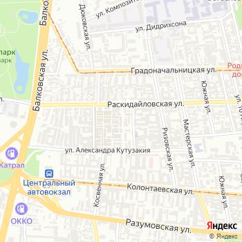 Бегемот-инструмент на Яндекс.Картах