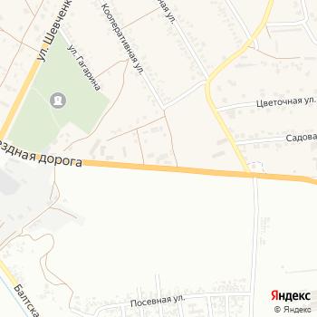 Усадьба на Яндекс.Картах