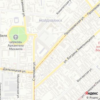 Омега на Яндекс.Картах
