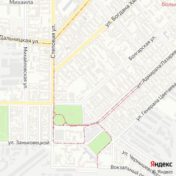 Одесская гимназия №4 на Яндекс.Картах