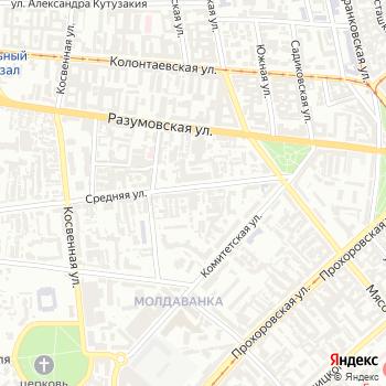 Ваша почта на Яндекс.Картах