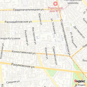 Бласт ЛТД на Яндекс.Картах