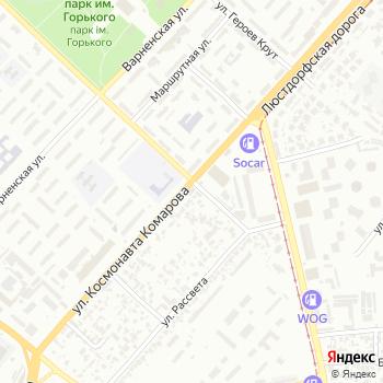 Ceragem на Яндекс.Картах