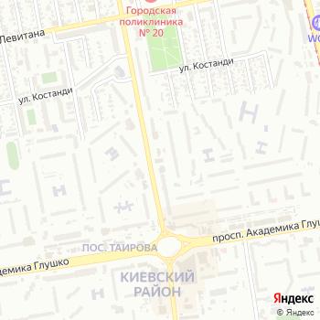 Фазан на Яндекс.Картах