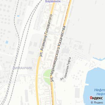 Измаильский целлюлозно-картонный комбинат на Яндекс.Картах