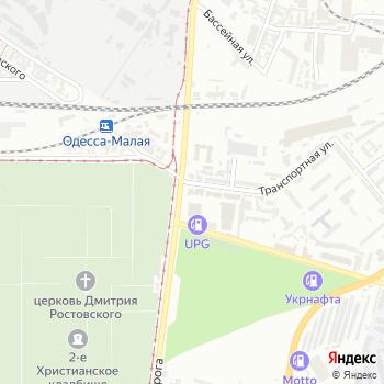 Южэнергоавтоматика на Яндекс.Картах