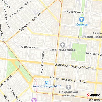 Милиса на Яндекс.Картах