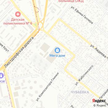 Чудо сон на Яндекс.Картах