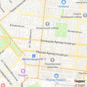 Яхонт на Яндекс.Картах