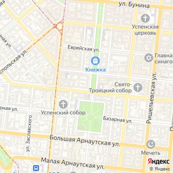 Развитие на Яндекс.Картах