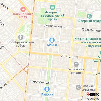 Цифра на Яндекс.Картах