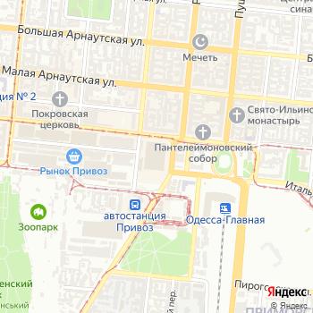 Милашка на Яндекс.Картах