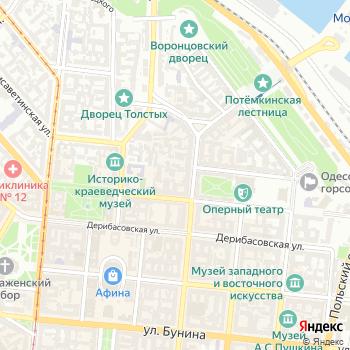 Вареничная на Яндекс.Картах