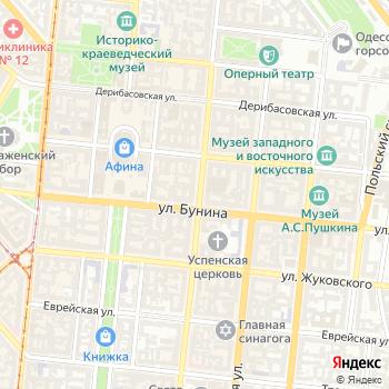 Модный дом на Яндекс.Картах